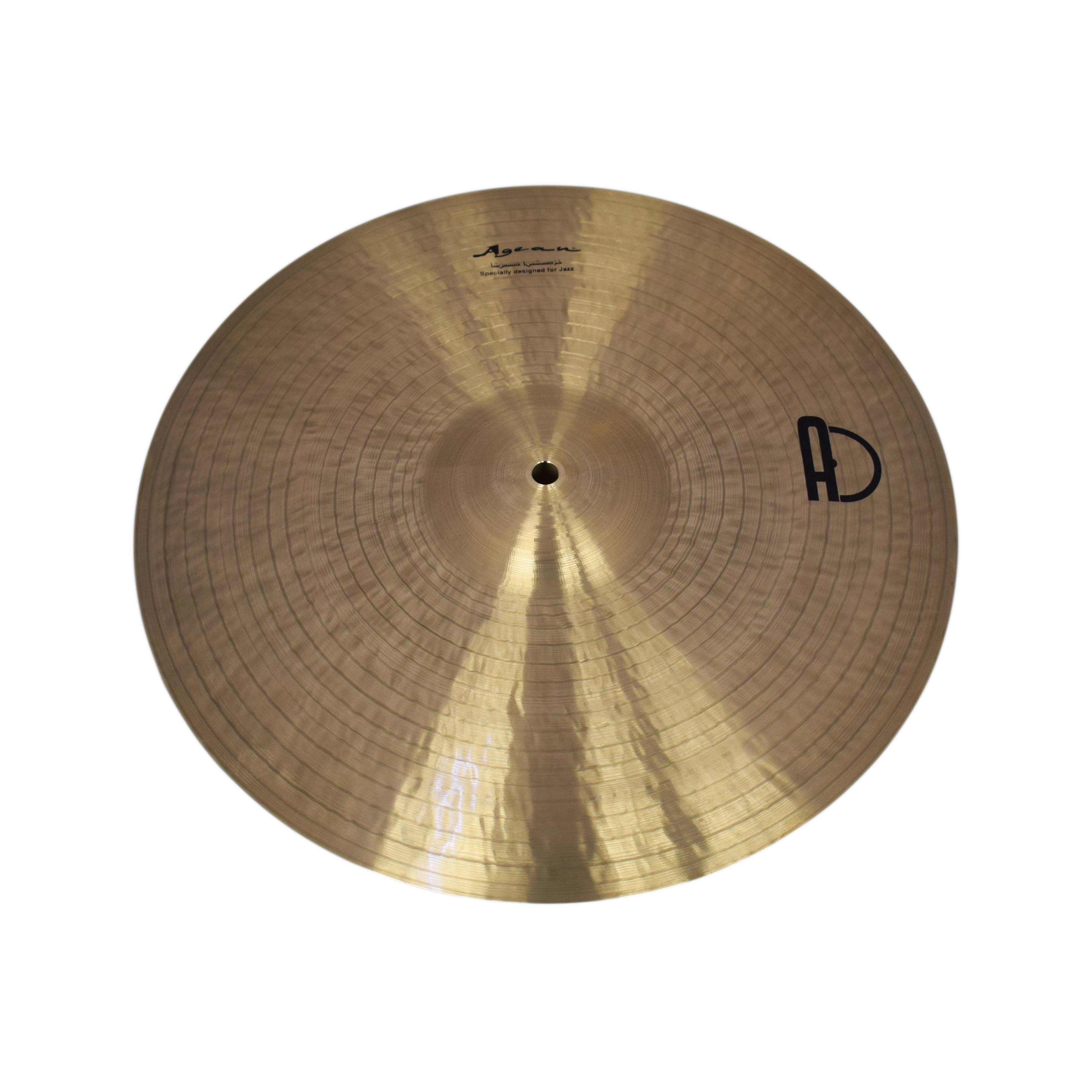 Тарелки Agean, Special Jazz Med. Thin Crash 19""