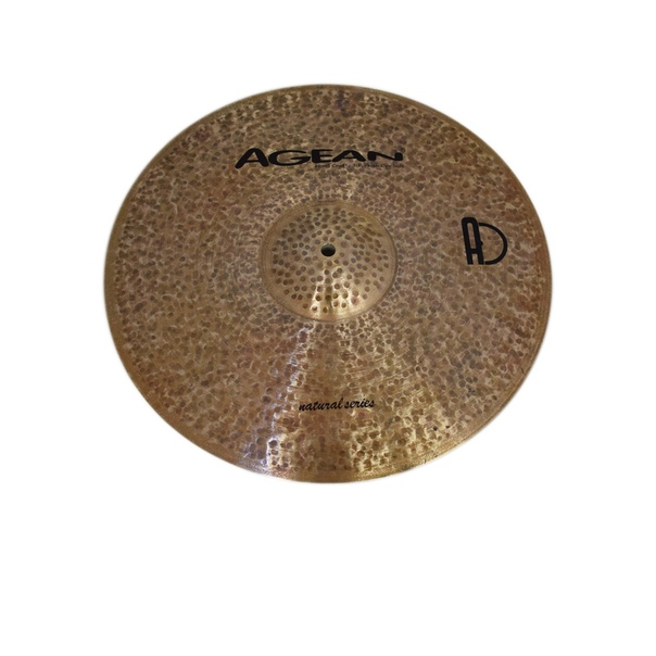 Тарелки Agean, Silver Medium Thin Crash 17""