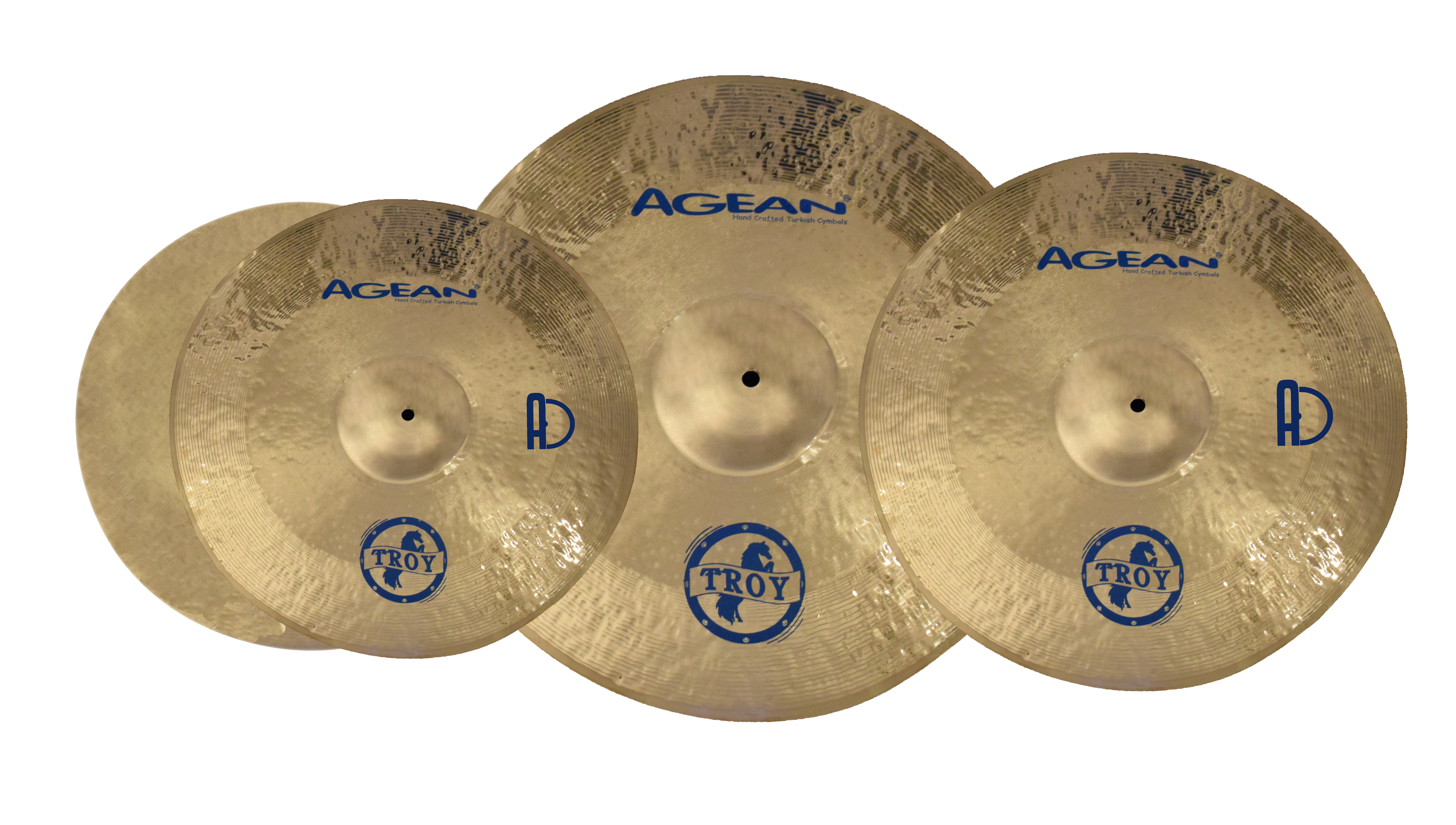 Agean Cymbals - Troy Cet