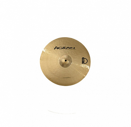 Тарелки Agean, Custom Brilliant Splash 10""