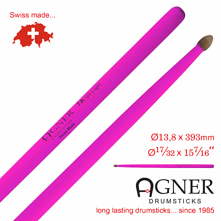Agner 7a UV-light pink