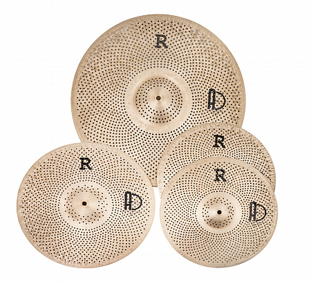 Agean Cymbals, R - Silent set