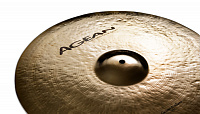 Agean Cymbals, серия Custom Brilliant