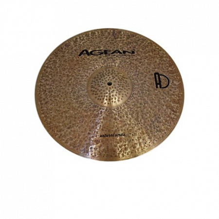 Тарелки Agean, Silver Thin Crash 16""