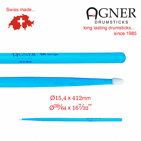 Agner 5a UV-light blue