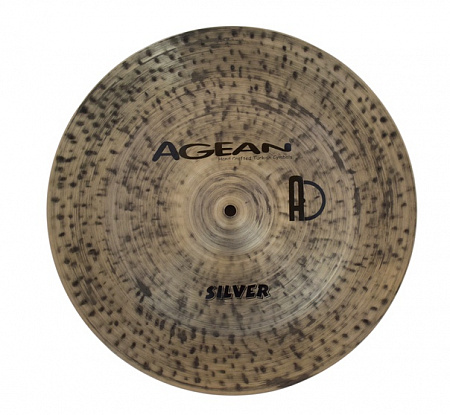 Тарелки Agean, Silver Sweet China 20""