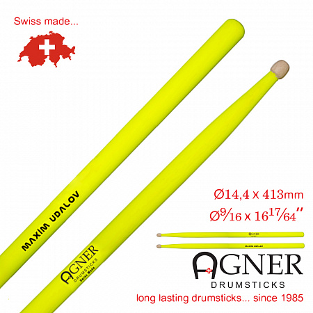 Agner Maxim Udalov UV-light yellow