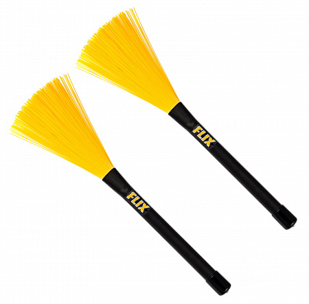 Flix Brushes Classic XL Yellow