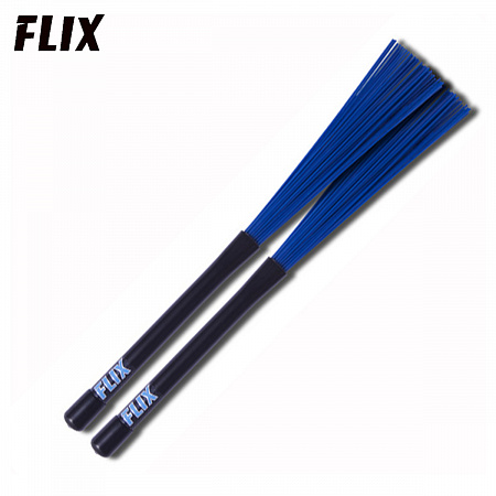 Flix Brushes Jazz Blue