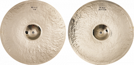 Тарелки Agean, Custom Brilliant Hi-hat 14""