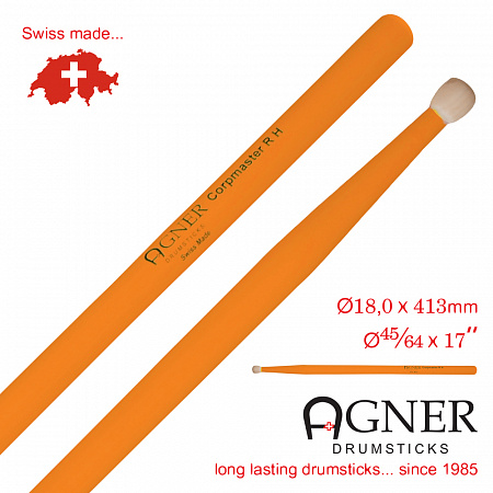 Agner Corpmaster RH UV-light orange
