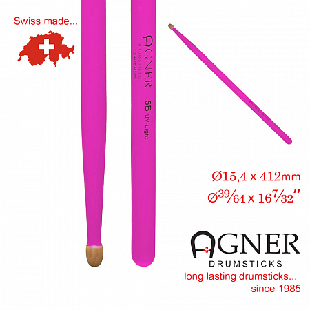 Agner 5b UV-light pink