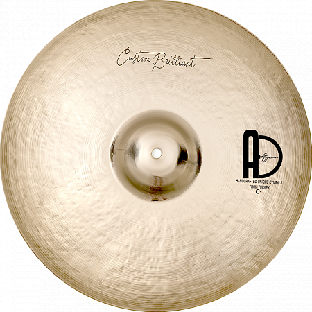 Тарелки Agean, Custom Brilliant Crash 16""