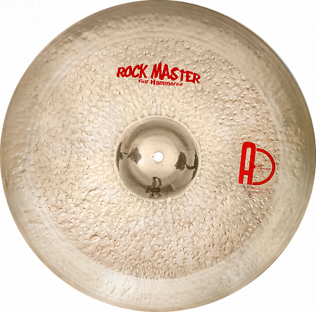 Тарелки Agean, Rock Master Dark Crash 17""