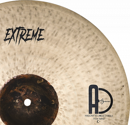 Тарелки Agean, Extreme Med. Thin Crash 17""