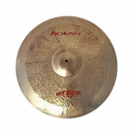 Тарелки Agean, Rock Master Ride 20""