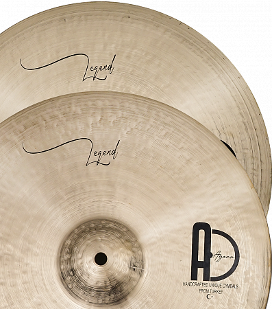Тарелки Agean, Legend Medium Hi-hat 15""