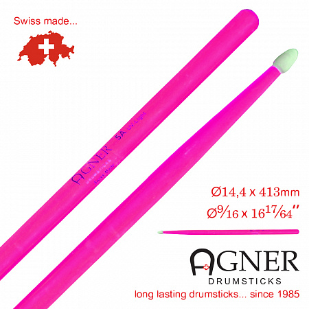 Agner 5a UV-light pink