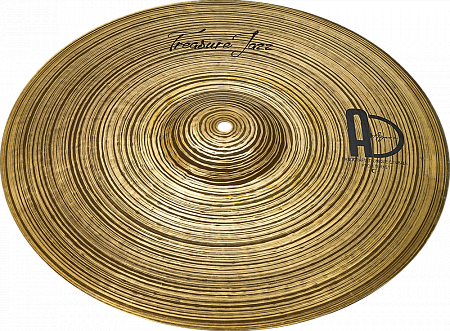 Тарелки Agean, Treasure Jazz Crash 18""