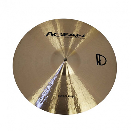 Тарелки Agean, Custom Med. Thin Sizzle Crash 18""